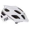 Fox Flux Kask Mężczyźni biały